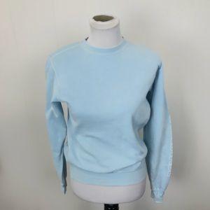 Obey Light Blue Sweatshirt